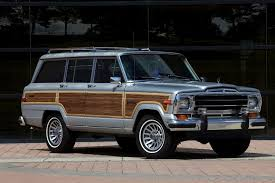 jeep wagoneer 1990 jeep wagoneer grand wagoneer poised for range topping luxury