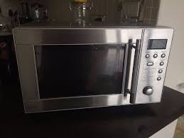 sainsbury u0027s stainless steel 20l microwave very good condition