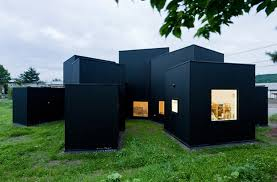 Design Small House Small House Big Impact With Black Facade White Interiors