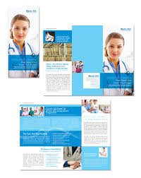 free medical brochure templates for word csoforum info