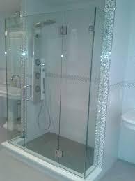 Bathroom Shower Glass Door Price Stylish Frameless Glass Shower Doors Home Decor By Reisa