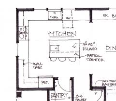 kitchen island sizes architect lets the kitchen images kitchen island