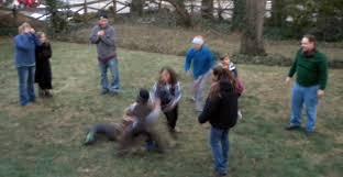 playing football in the back yard u2013 nesbitt realty u0026 property
