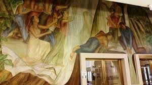city hall mural chicago il living new deal