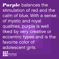 purple color meaning meaning of the color purple sensational color