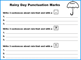 ideas of learning punctuation worksheets for proposal huanyii com
