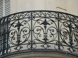 Beautiful Wrought Iron Balconies In Paris France Pinterest
