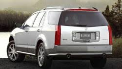 srx cadillac 2006 2006 cadillac srx crash test ratings