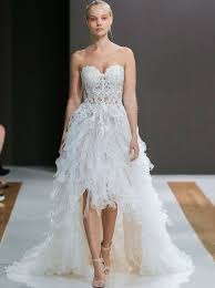 46 Pretty Wedding Dresses With by Wedding Dresses That Rocked The Runways Watch
