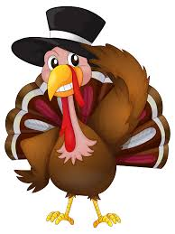 thanksgiving turkey with hat png clip image gallery