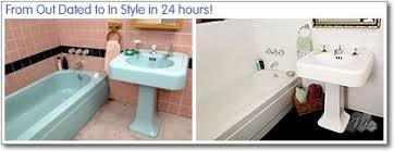 Can You Refinish A Bathtub Porcelain Bathtub Refinishing Bathroom Design