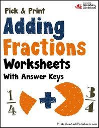5th grade mixed numbers worksheets printables u0026 worksheets