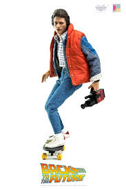 geek yen u2013 toys u0027back to the future u0027 marty mcfly 1 6 scale