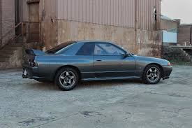 nissan skyline 25 year rule 1990 nissan skyline r32 gt r in the states rare cars for sale