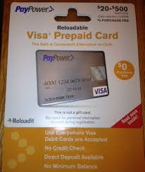 no fee prepaid debit cards confirmed paypower prepaid visa cards are going fee free
