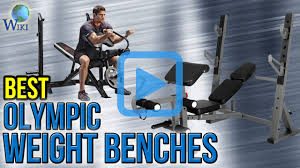 top 10 olympic weight benches of 2017 video review