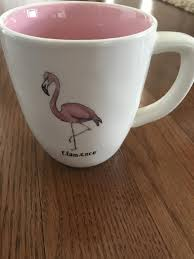find more rae dunn artisan flamingo mug for sale at up to 90 off