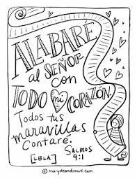 15 spanish bible coloring pages images spanish