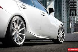lexus niche wheels vossen wheels lexus is vossen cvt