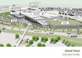 Map Of Chicago O Hare by City Breaks Ground On O U0027hare U0027s New Intermodal Facility Curbed