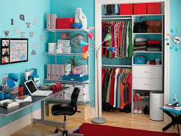 furniture rods opened shelving and drawers small closet organizer