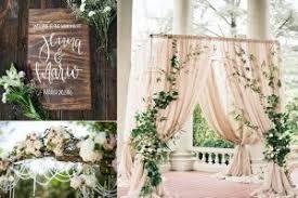 exotic desert theme wedding decoration u2022 diy weddings magazine