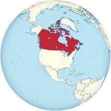 kanada - Kanada Fläche