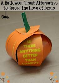 a halloween treat alternative to spread the love of jesus real