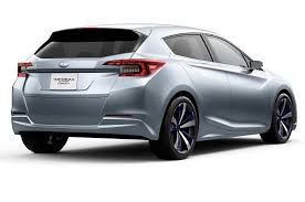 subaru impreza hatchback custom subaru impreza sedan concept teased before l a auto show debut