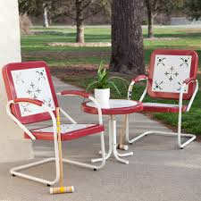 Metal Retro Patio Furniture retro patio furniture even better than the memories arcipro design