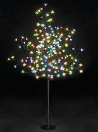 hometime snowtime 200 led light blossom tree reviews wayfair