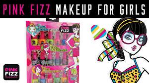 pink fizz makeup for girls nail color studio 15 pcs set nail