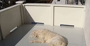 balkon sanieren balkon treppe flachdach 3d fussboden sanieren mit flüssigen