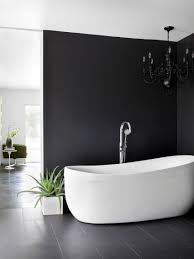 fitted bathroom ideas shades of gray