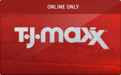 gift card sell online sell t j maxx online only gift cards raise