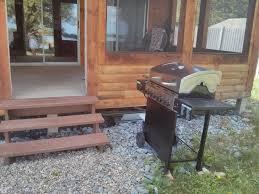 waterfront 2 bedroom log cabin hideoutonhowe gananoque thousand