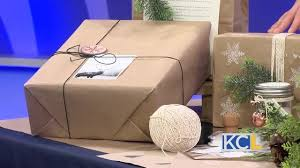 unique wrapping ideas for your gifts kclive tv