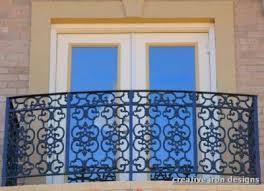 Decorative Wrought Iron Railings Creative Iron Designs