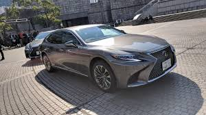 old lexus sports car lexus u0027 next gen safety tech steers around collisions changes