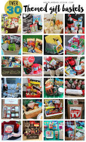 themed gift basket roundup themed gift baskets glue guns and guns