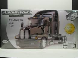 kenworth t600 price amazon com big rigs kenworth t600 medal body model kit 1 28 scale