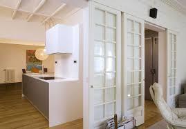 Kitchen Cabinet Sliding Door Sliding Door Media Cabinet Bronson Black Sliding Door Media