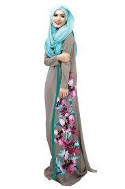 2017 women autumn long sleeve muslim maxi slim dress islamic