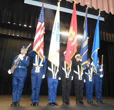 Color Guard Presentation Of The Flags Cccc Hosts Veterans Resource Fair And Stand Down 04 08 2016 News