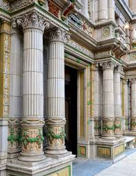 Spanish Colonial Revival Architecture Spanish Colonial Revival Columns Robert Lyle Bolton Flickr