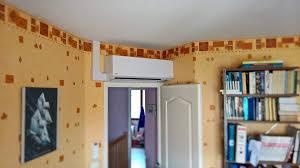climatisation chambre climatisation d une chambre dans une maison individuelle à caluire