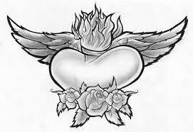 hearts wings pictures free download clip art free clip