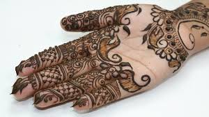 mehndi designs for front half simple easy henna