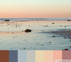 Gray Blue Color - grayish blue and pink color scheme for beautiful interior design