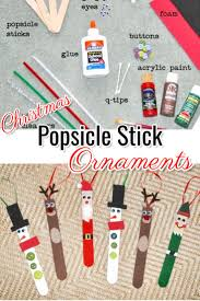 popsicle stick crafts see the diy ornaments our